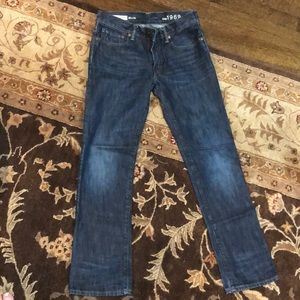 Men's Gap straight Jean